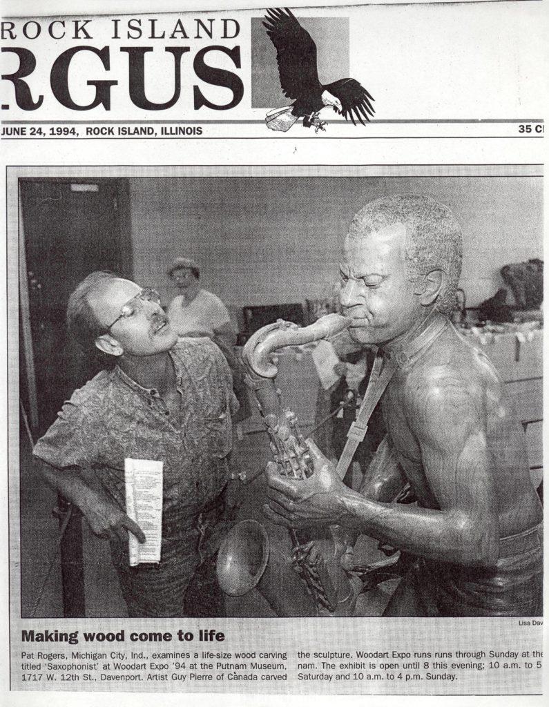 The Rock Island Argus - 1994